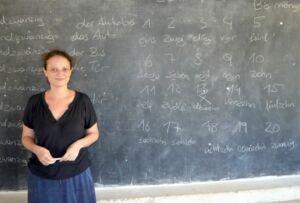 deutschlehrerin