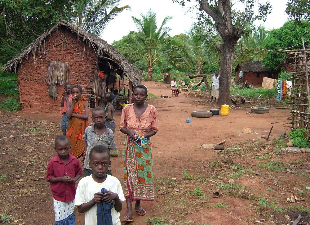 Einwohner Kenia